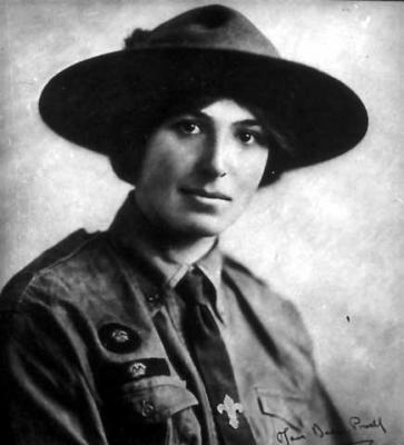 Lady Olave Baden Powell Y El Guidismo Comunidad Guía